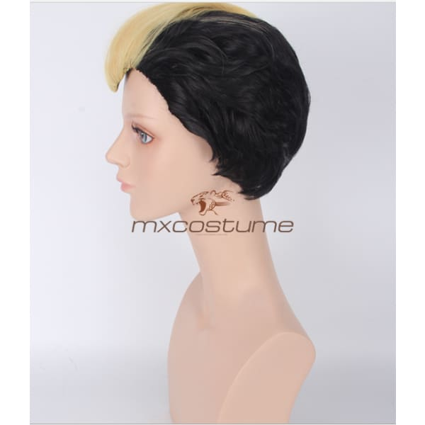 Guilty Crown Suguro Ryuuji Cosplay Wig Accessories