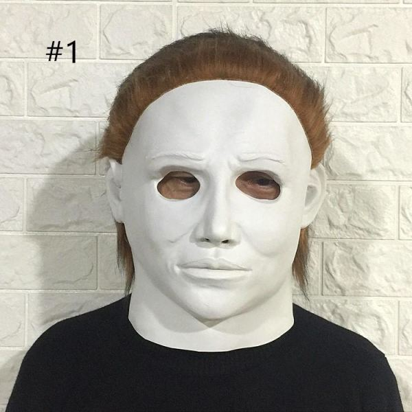 Halloween Michealmyers Cosplay Mask Masks