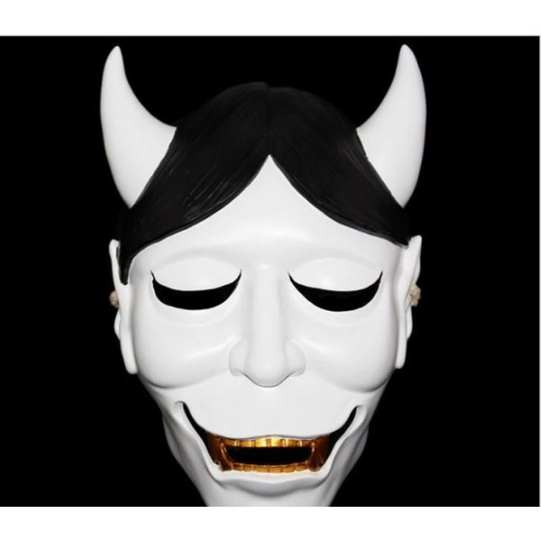Inu X Boku Secret Service Shirakiin Ririchiyo Cosplay Mask Masks