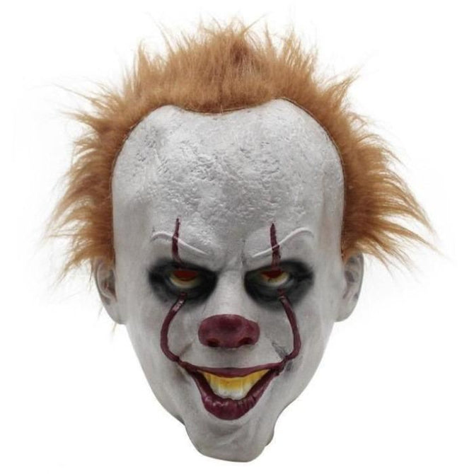 It 2017 Joker Cosplay Mask Masks