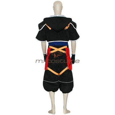 Kingdom Hearts Sora First Generation Full Sets Cosplay Costume