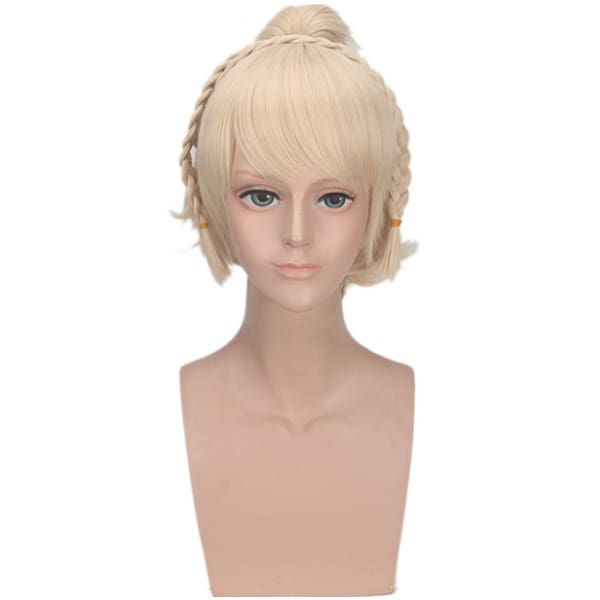 Kingsglaive Final Fantasy Xv Lunafreya Nox Fleuret Cosplay Wig Accessories