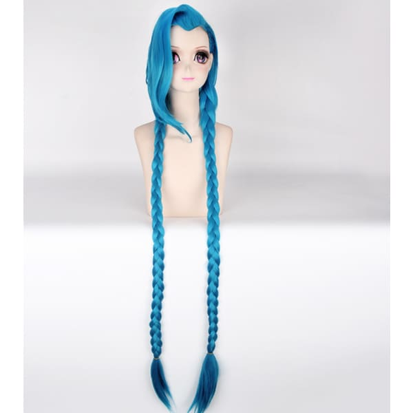 League Of Legends Jinx Cosplay Wig Accessories
