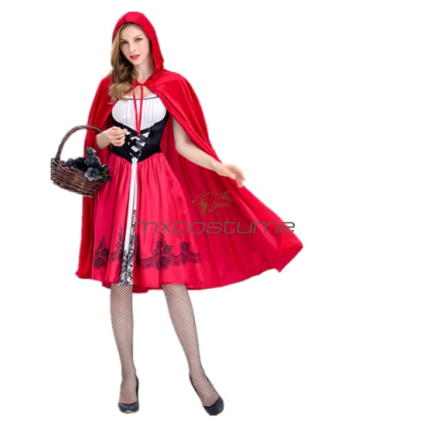 Little Red Riding Hood Cosplay Costume Costumes