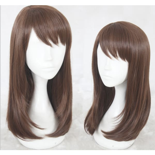 Love And Producers Cosplay Brown Wig Accessories