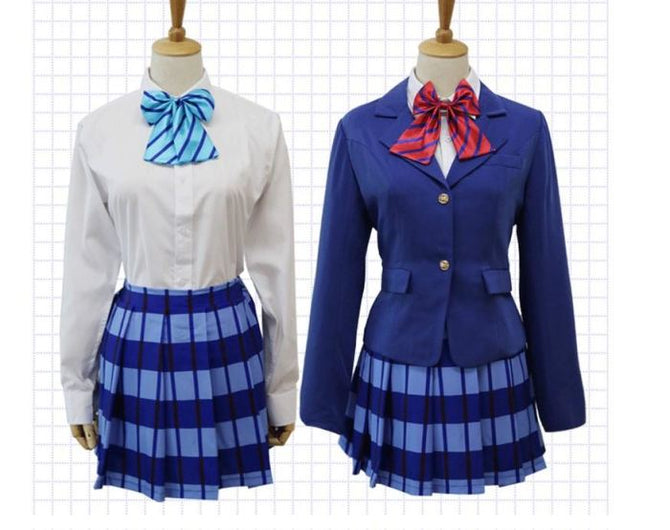 Love Live Kotori Minami Cosplay Woolen Cloth Costume Costumes