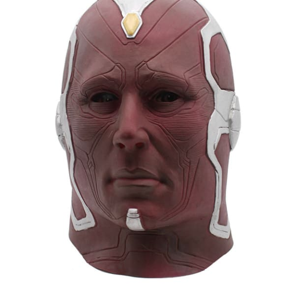 Marvel Avengers Simon Williams Cosplay Mask