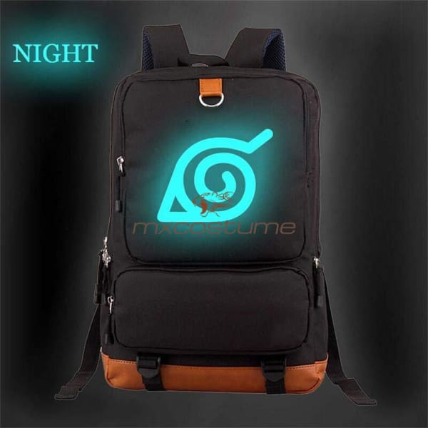 Mxcostume Anime Cosplay Large Capacity Luminous School Bag Backpack Accessories