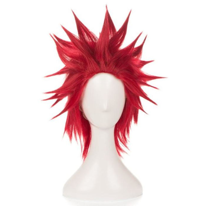 My Hero Academia Cosplay Red Wig Accessories