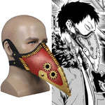 My Hero Academia Repair Teacher Cosplay Pvc Mask Masks