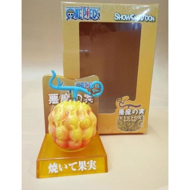 One Piece Cosplay Devil Fruit Garage Kit Figure Accessories