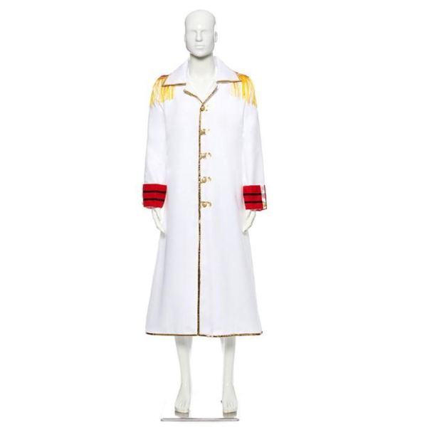 One Piece Maring Cosplay Cloak Costume Costumes