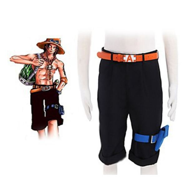 One Piece Portgas. D. Ace Cosplay Costume Costumes