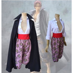 One Piece Shanks Cosplay Costume Costumes