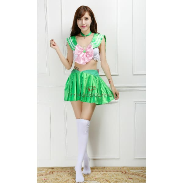 Pretty Soldier Sailor Moon Cosplay Costume Costumes