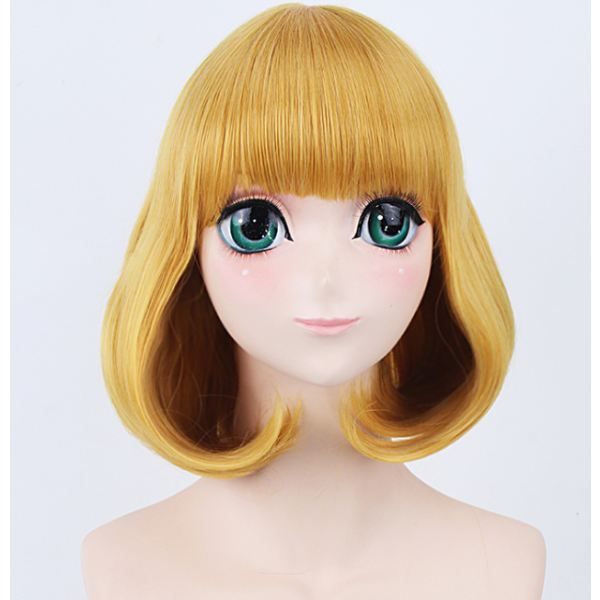 Prison School Midorikawa Hana Cosplay Wig Accessories