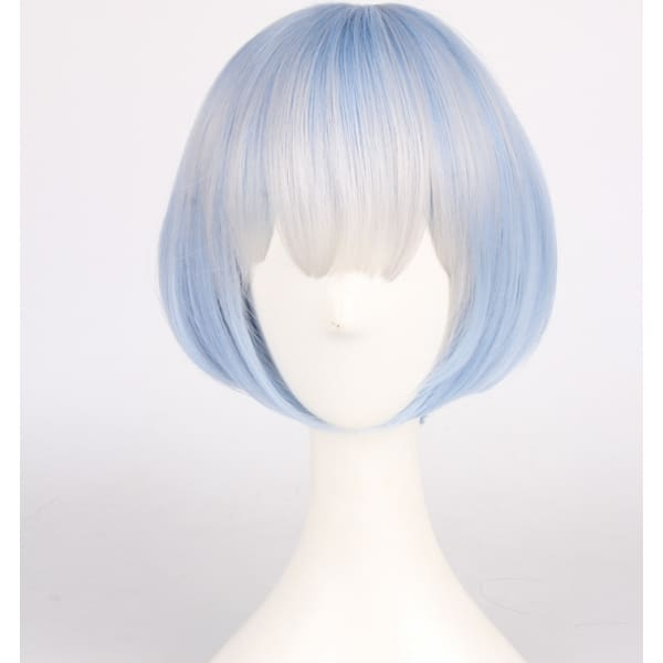 Re Life In A Different World From Zero Rem&ram Cosplay Wig Accessories