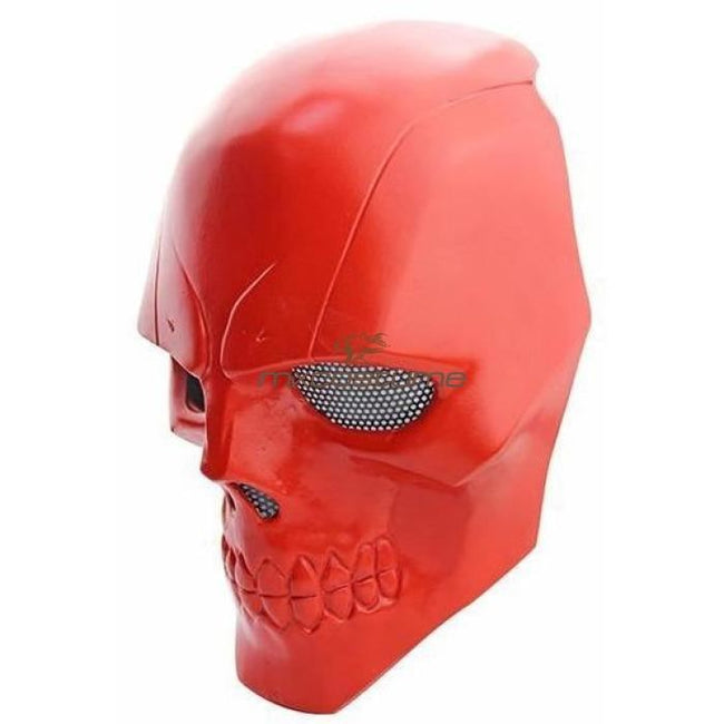 Red Skull Cosplay Mask Masks
