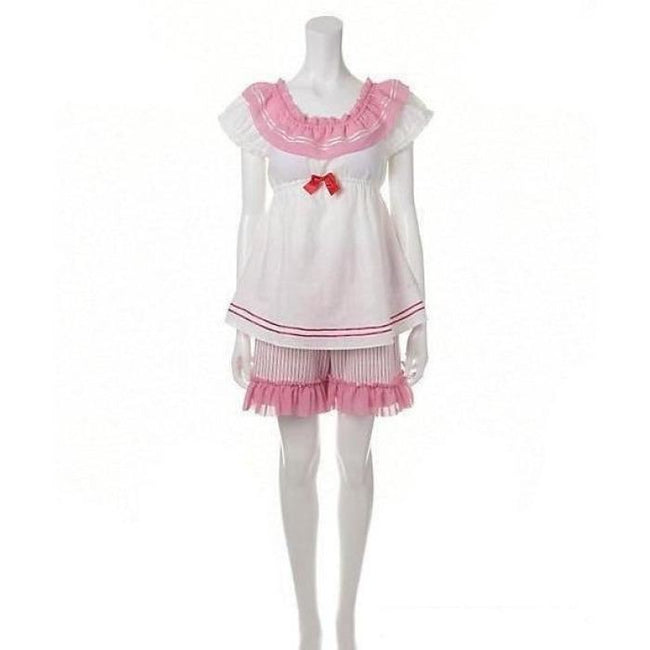 Sailor Moon Pink Pajamas Costumes