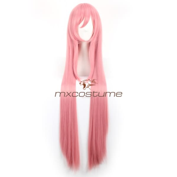 Seraph Of The End Krul Tepes Cosplay Pink Wig Accessories