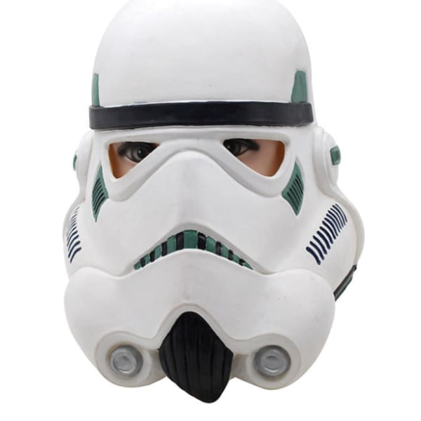 Star Wars Stormtrooper Cosplay White Mask Masks