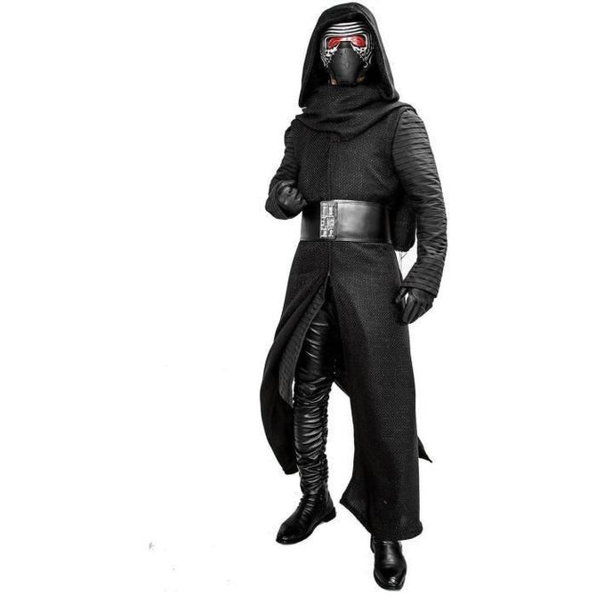 Star Wars The Force Awakens Kylo Ren Full Sets Cosplay Costume Costumes