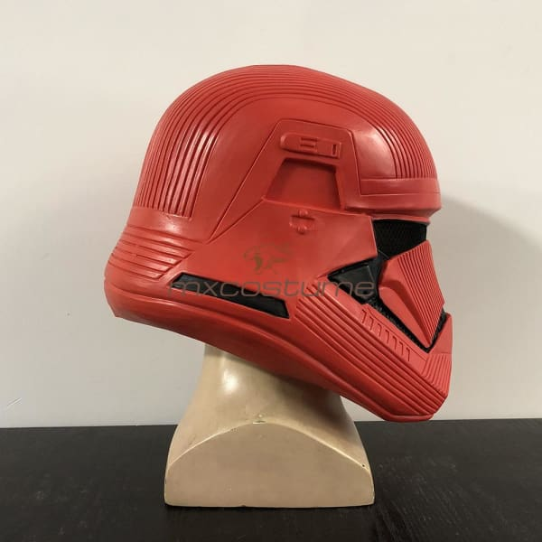 Star Wars The Rise Of Skywalker Sith Red Soldier Cosplay Mask