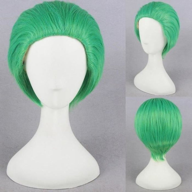 Suicide Squad Joker Cosplay Wig Accessories