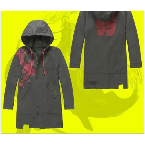 Super Danganronpa 2 Cosplay Black Hoodie Hoodies