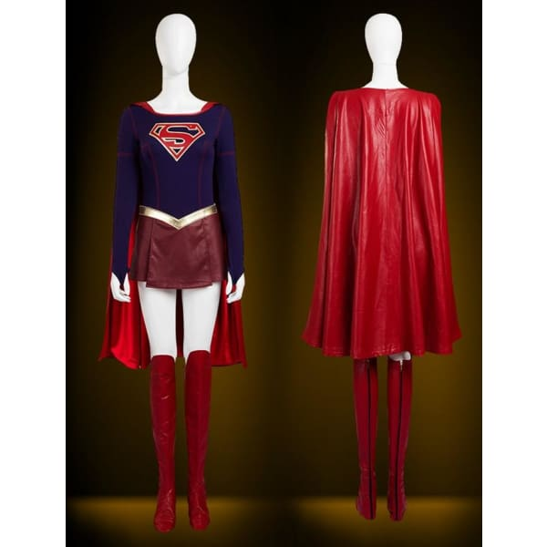Supergirl Cosplay Costumes Costumes