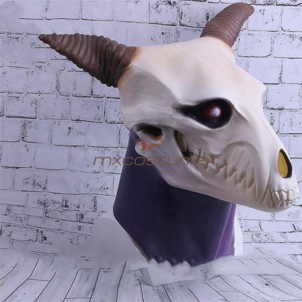 The Ancient Magus Bride Elias Ainsworth Cosplay Latex Mask Masks