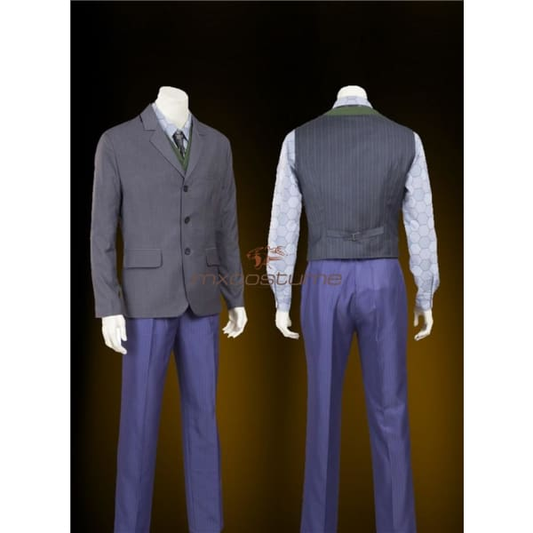 The Dark Knight Heath Ledger Cosplay Costume Costumes