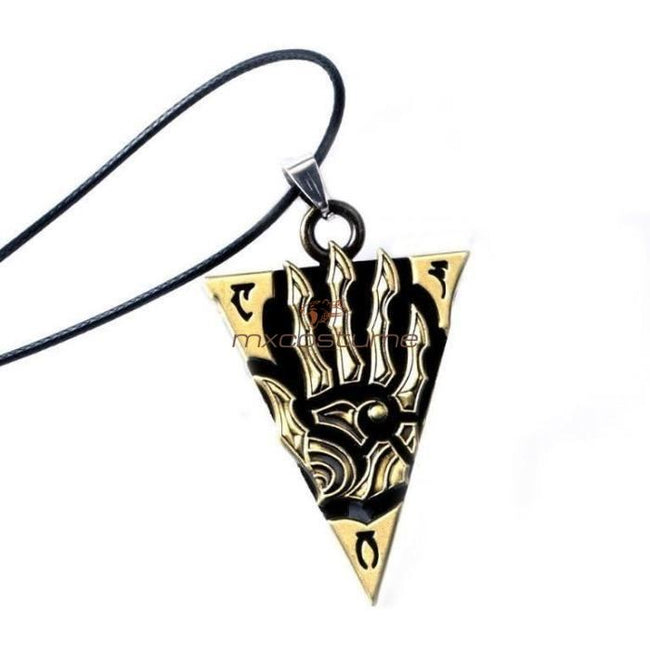 The Elder Scrolls Online Eso Morrowind Cosplay Necklace/keychain Accessories