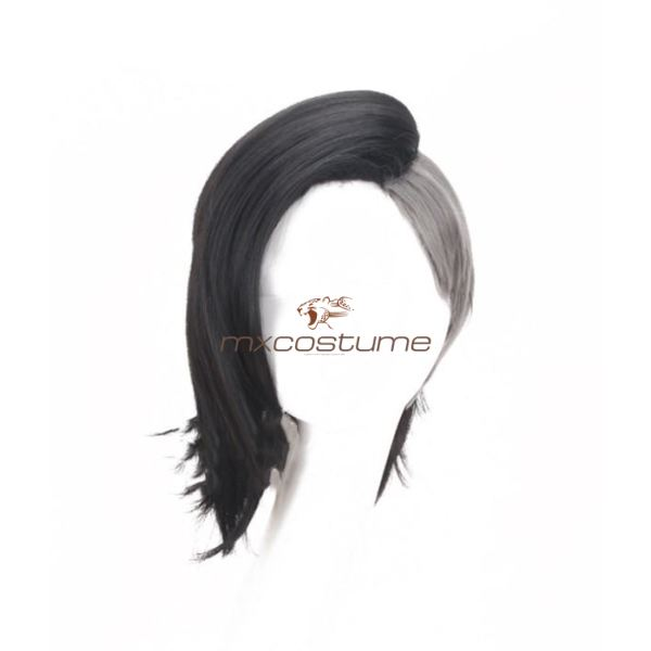 Tokyo Ghoul Cosplay Black&gray Wig Accessories