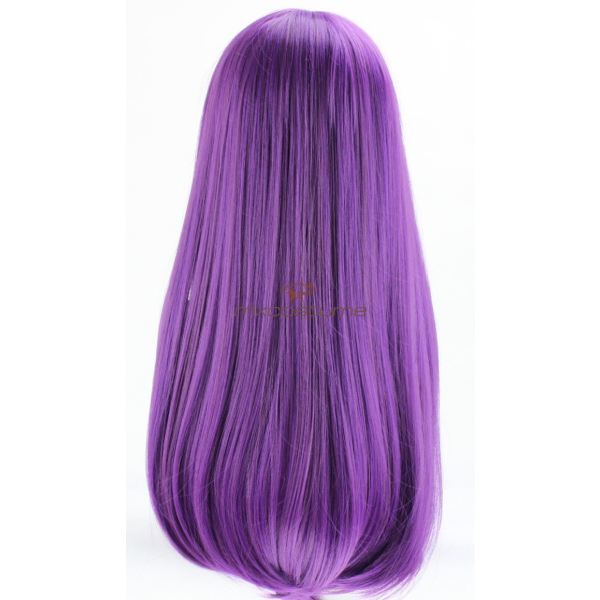 Tokyo Ghoul Kamisiro Rize Cosplay Purple Wig Accessories
