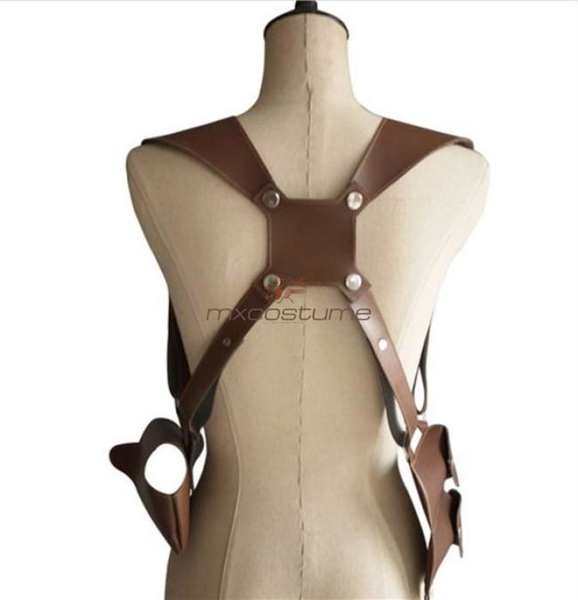 Uncharted 4 A Thiefs End Nathan Drake Cosplay Holster Accessories