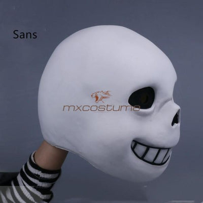 Undertale Sans Papyrus Cosplay Mask Masks