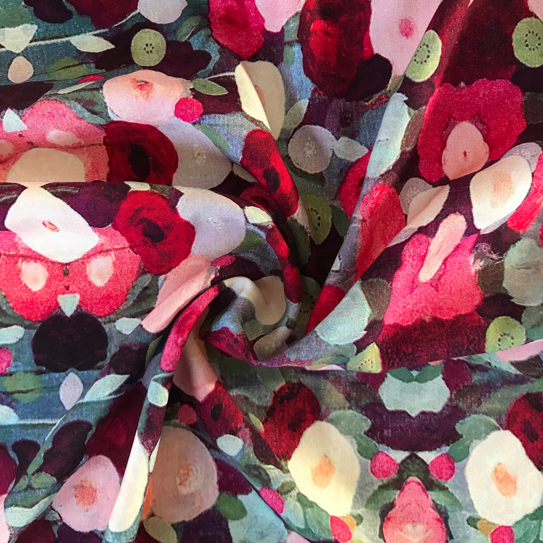 Painterly Viscose from Stitchy Bee