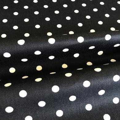 Betty Polka Dot Stretch Cotton from Stitchy Bee