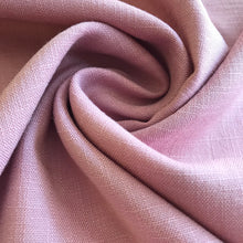 Eternal Rose Viscose Linen from Stitchy Bee