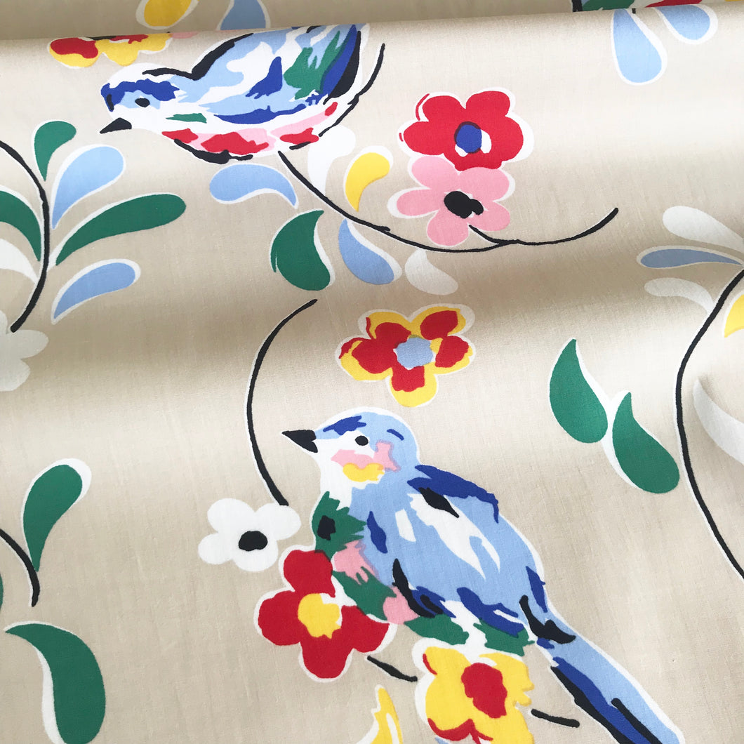 Watch the Birdie Cotton Lawn from Stitchy Bee