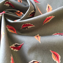 Falling Leaves Cotton Lawn from Stitchy Bee