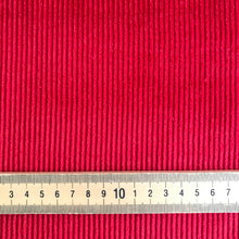 Letterbox Red Corduroy - sold by the half metre