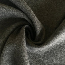 Grey Washable Melton Coat Fabric from Stitchy Bee