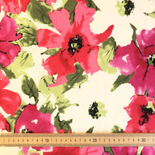 Garden Party Blooms Cotton Voile from Stitchy Bee
