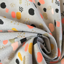 Painterly Dots and Sparkles Jersey from Stitchy Bee