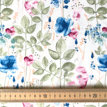 Oasis Ivory Cotton Lawn from Stitchy Bee
