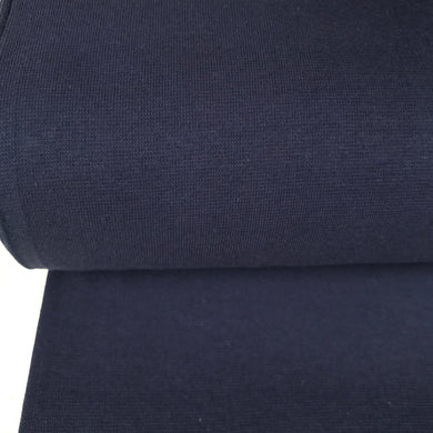 Navy Jersey Ribbing from Stitchy Bee