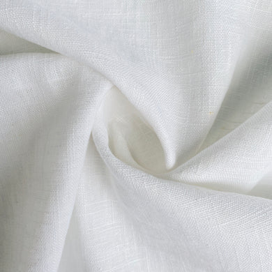 The Perfect Pure White Washed Linen from Stitchy Bee