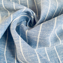 Summer Fresh Stripe Linen Viscose